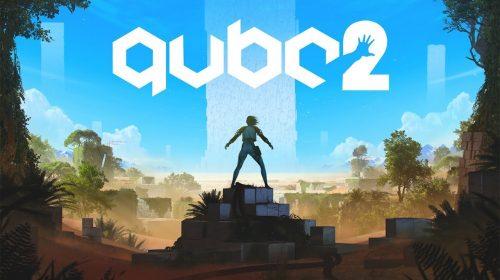 Q.U.B.E. 2 promete