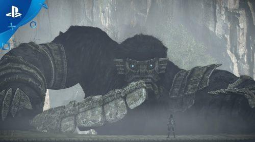 Shadow of the Colossus recebe espetacular trailer de lançamento; assista