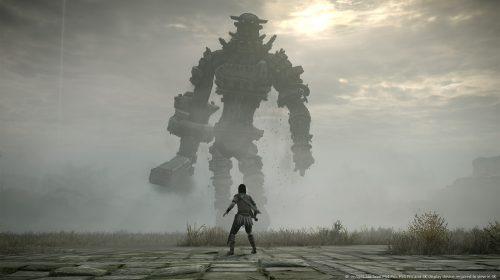 Shadow of the Colossus estreia em primeiro lugar nas vendas do Reino Unido