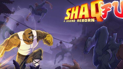 Shaq Fu: A Legend Reborn chega no segundo trimestre ao PS4