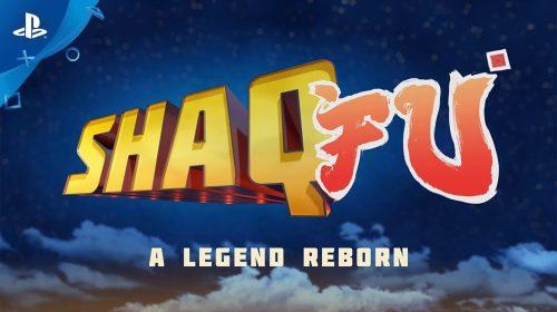 Shaq Fu: A Legend Reborn recebe novo trailer de jogabilidade; assista