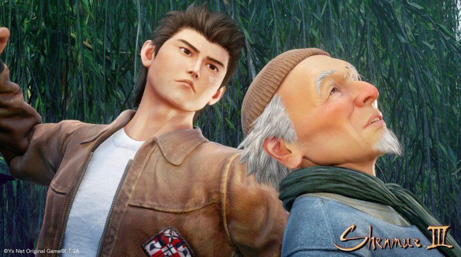 Novas imagens e trailer off-screen de Shenmue 3 são reveladas
