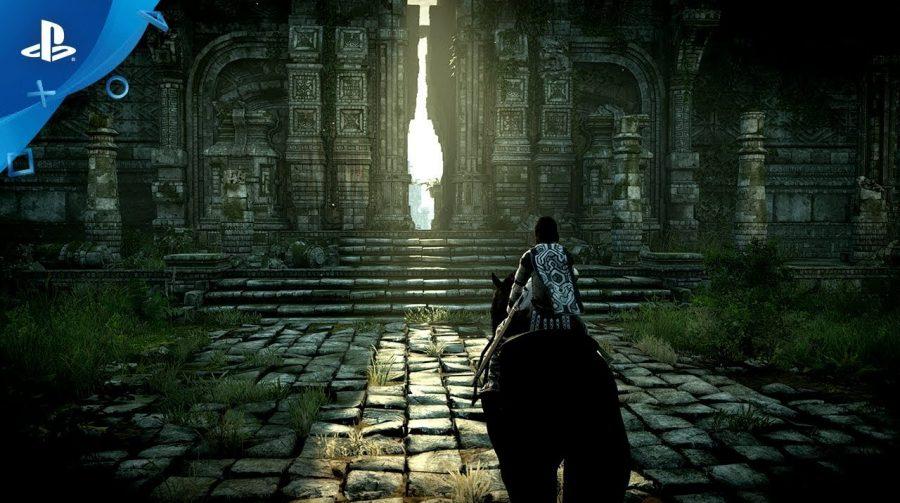 Haja coração! Shadow of the Colossus recebe belíssimo novo trailer