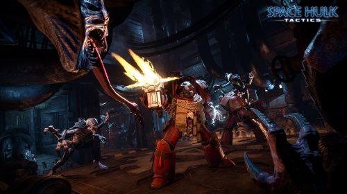 Focus Home Interactive anuncia Space Hulk: Tactics para PS4; veja mais