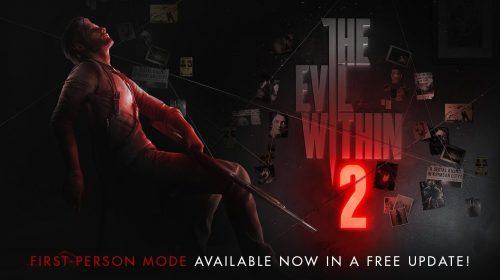 Assustador! The Evil Within 2 recebe