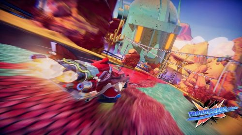 Trailblazers, jogo co-op de corridas, é anunciado para PS4