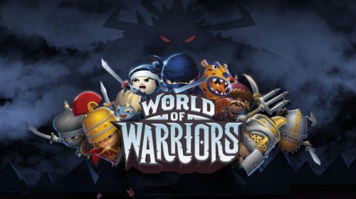 Guerreiros fofinhos! World of Warriors chegará ao PS4 no fim de março