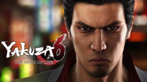 Demo de Yakuza 6 continha, acidentalmente, versão completa do jogo