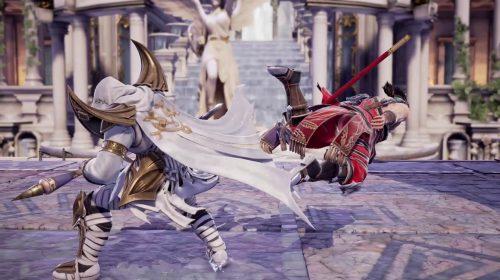 Bandai Namco revela mais dois lutadores para SoulCalibur VI