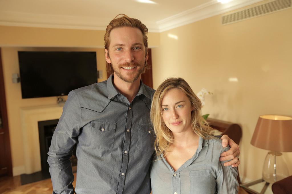 Troy Baker (Joel) e Ashley Johnson (Ellie): The Last of Us