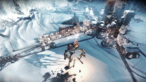 Frostpunk está quase pronto; veja novas artes conceituais e vídeo