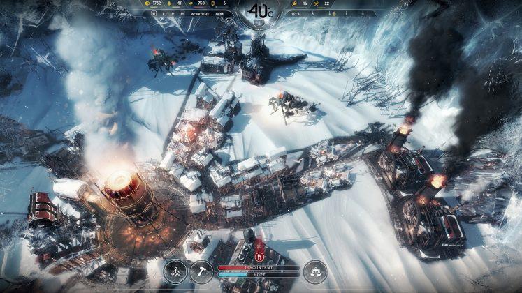 Forstpunk chega ao PS4 no final do ano