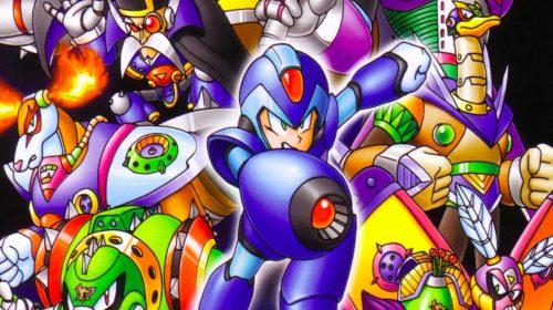 Mega Man X Collection poderá ser dividido em dois, sugere classificação