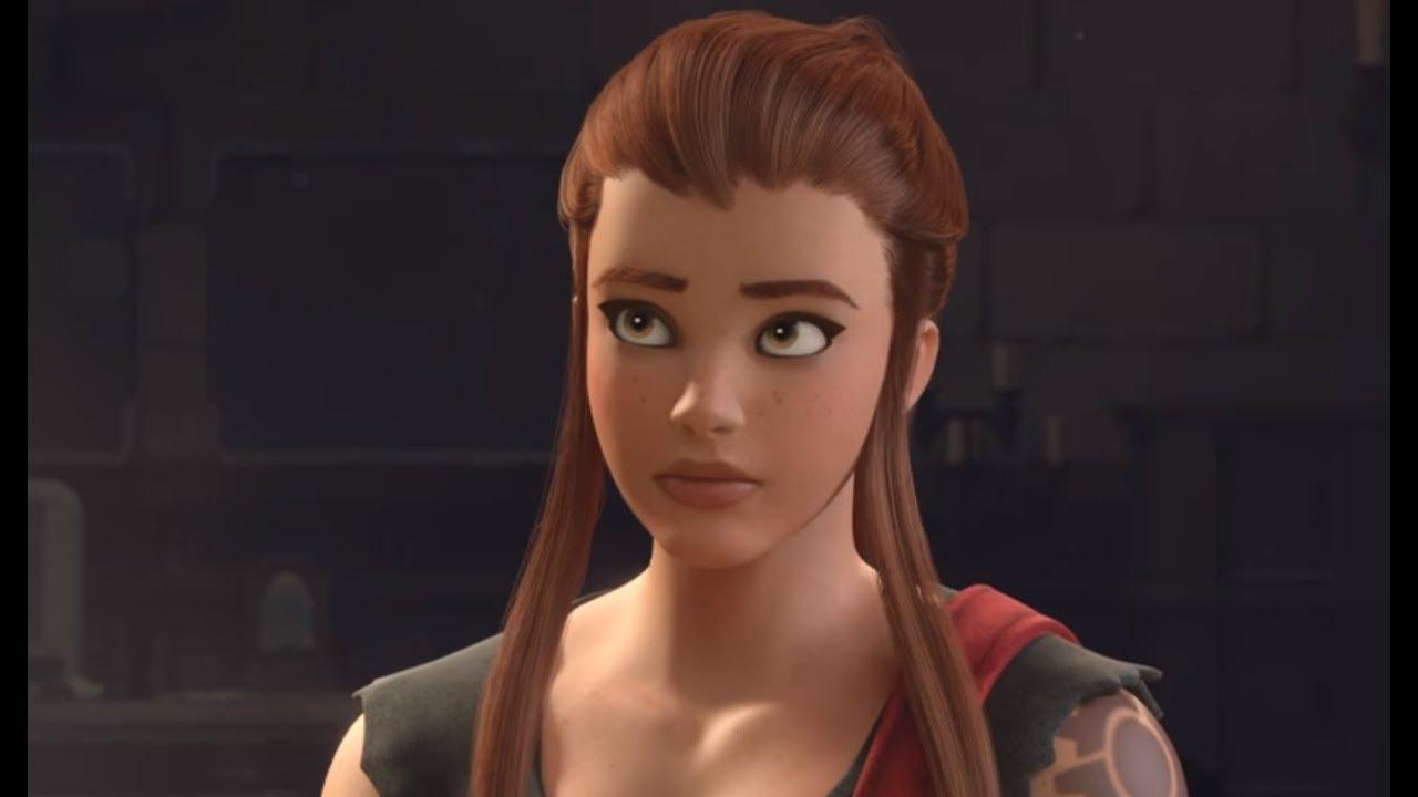 Overwatch: Filha de Torbjorn pode ser nova heroína.