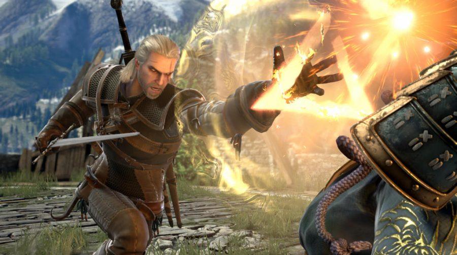 Novo vídeo mostra Geralt de The Witcher em SoulCalibur VI; assista