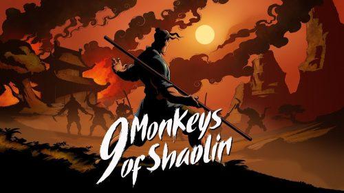 9 Monkeys of Shaolin promete experiência nostálgica no PS4; conheça