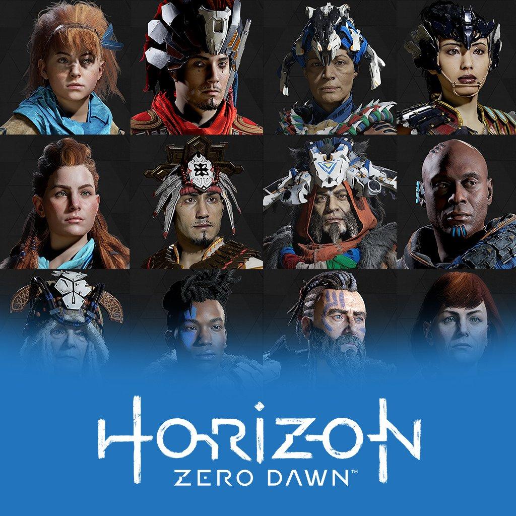 Baixe agora! Tema dinâmico e avatares de Horizon Zero Dawn 1