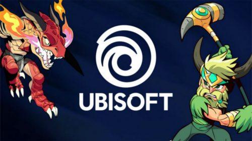 Ubisoft compra Blue Mammoth Games, estúdio de Brawlhalla