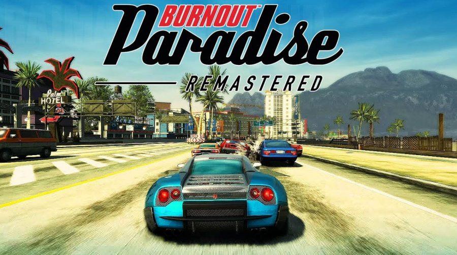 Notas que Burnout Paradise Remastered vem recebendo