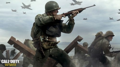 Call of Duty WWII recebe mapa