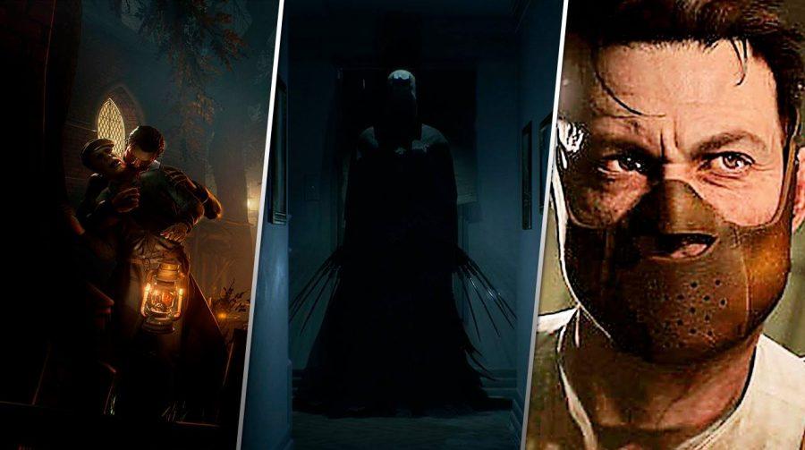 Hora do Medo! 10 jogos de terror para ficar de olho em 2018