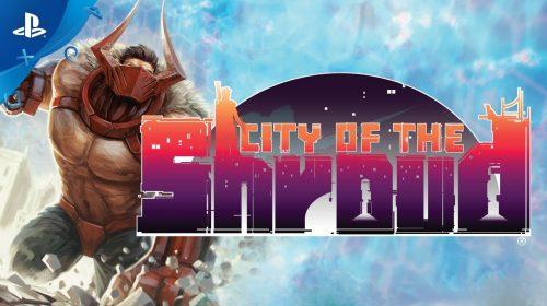 City of the Shroud, novo anúncio de PS4, mescla RPG com fighting games