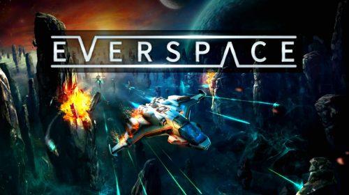 Everspace, shooter roguelike, chegará ao PS4 no fim de maio