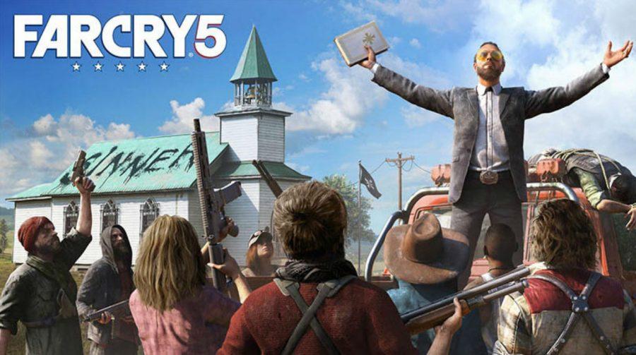 Veja: 9 minutos de Far Cry 5 totalmente dublado em PT-BR
