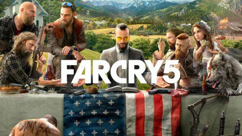 Promoção na PSN: Far Cry 5 está com ótimo desconto na PS Store!
