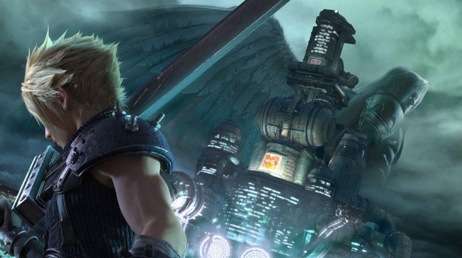 Square Enix quer gráficos espetaculares em Final Fantasy VII Remake