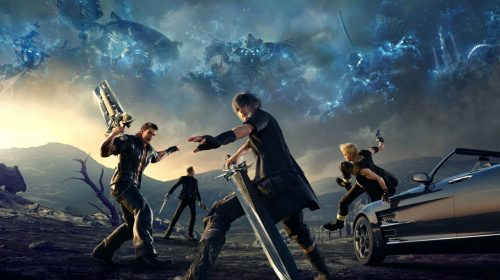 Devs. de Final Fantasy XV trabalham em novo projeto AAA