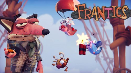 Frantics, exclusivo de PS4, chega oferecendo jogatina multiplayer