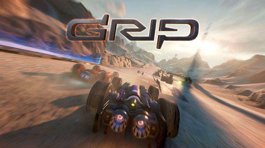 GRIP, jogo de corridas de combate, é anunciado para PS4; veja trailer