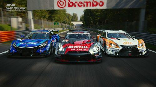 GT Sport recebe novos carros, pista, eventos single-player e mais