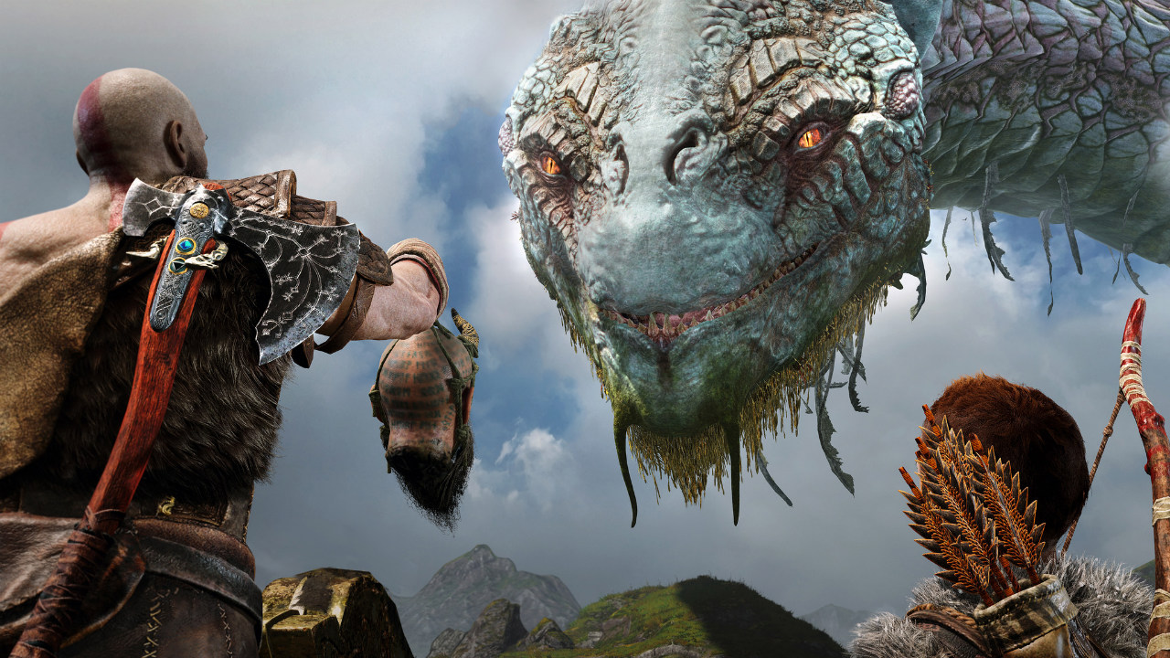 Fantasma de Esparta God of War