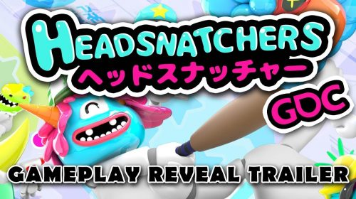 Jogo multiplayer Headsnatchers é anunciado para o PlayStation 4
