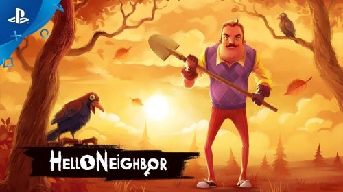 Hello Neighbor é confirmado para o PS4 e recebe trailer; assista