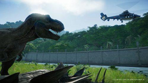 Site revela primeiros 20 minutos de Jurassic World Evolution