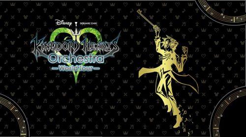 Orquestra Kingdom Hearts fará performance no Brasil; saiba mais