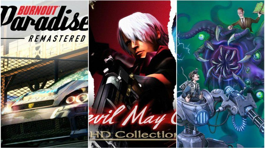 Lançamentos da Semana (12/03 a 16/03) para PS4, PSVR e PS Vita