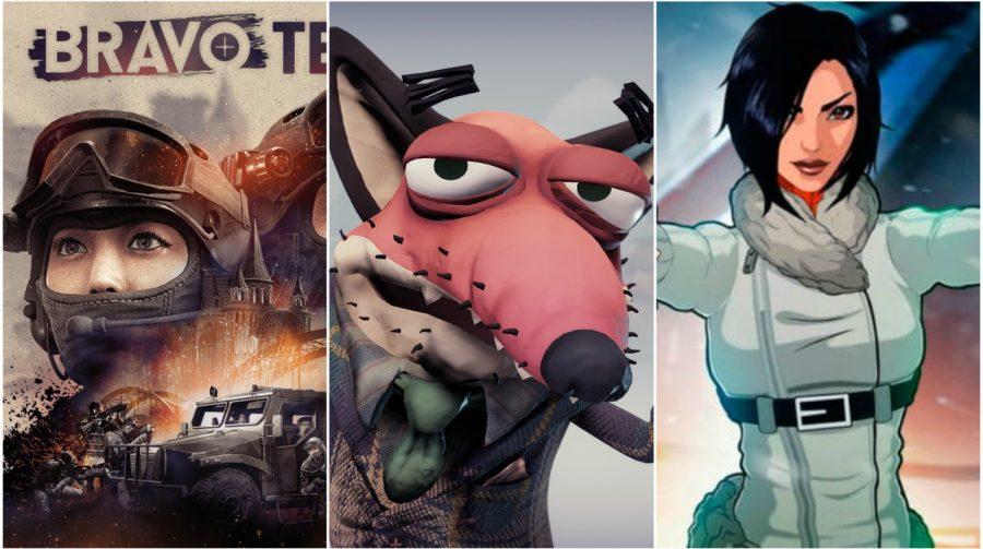 Lançamentos da Semana (05/03 a 09/03) para PS4, PSVR e PS Vita