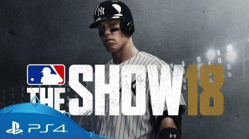 [Análise] MLB The Show 18: Vale a Pena?