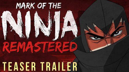 Mark of the Ninja Remastered é anunciado para PS4; conheça