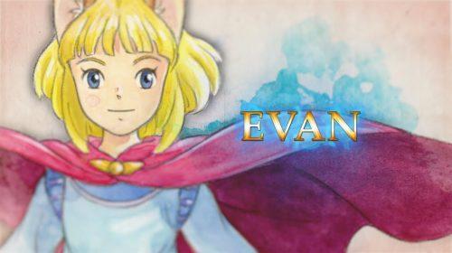 Novo trailer de Ni No Kuni II é focado no protagonista Evan