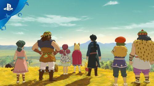 Ni no Kuni 2 recebe belo trailer de lançamento; Veja notas do game