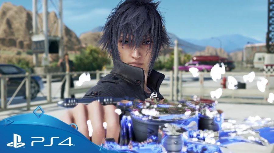 Noctis, de Final Fantasy XV, chega a Tekken 7 na próxima semana