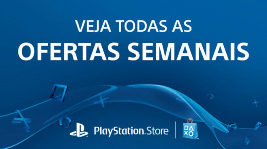 Ofertas da Semana: Jogos da Square e Call of Duty com descontos na PSN
