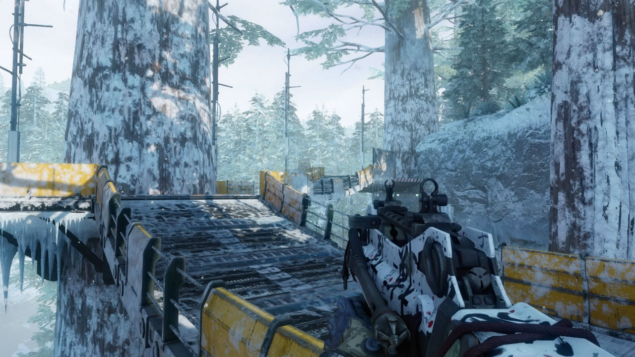 Call of Duty Black Ops 3:Redwood Snow