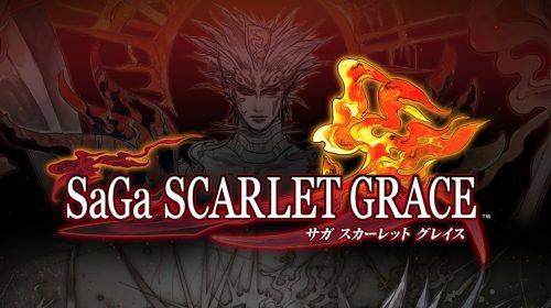 SaGa: Scarlet Graces chegará ao PlayStation 4 em 2018