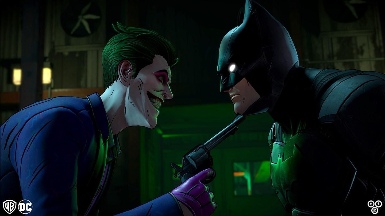 Joker e Batman se enfrentam em Same Stitch, último episódio de Batman The Enemy Within